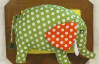 Porte-pyjama éléphant